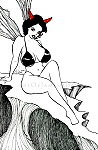 James Adams pinup girl