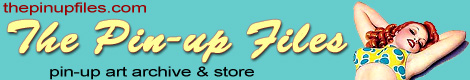 Pin-up Files Banner