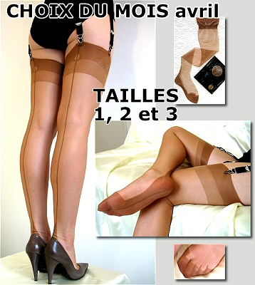 Stockings for pin-up girls