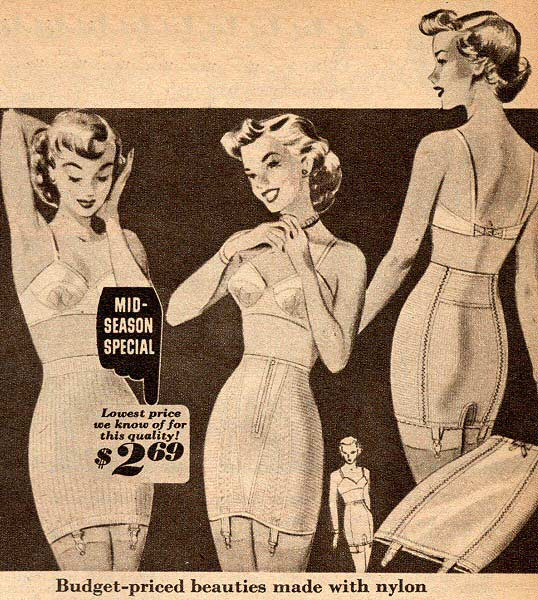 girdle catalogue scans