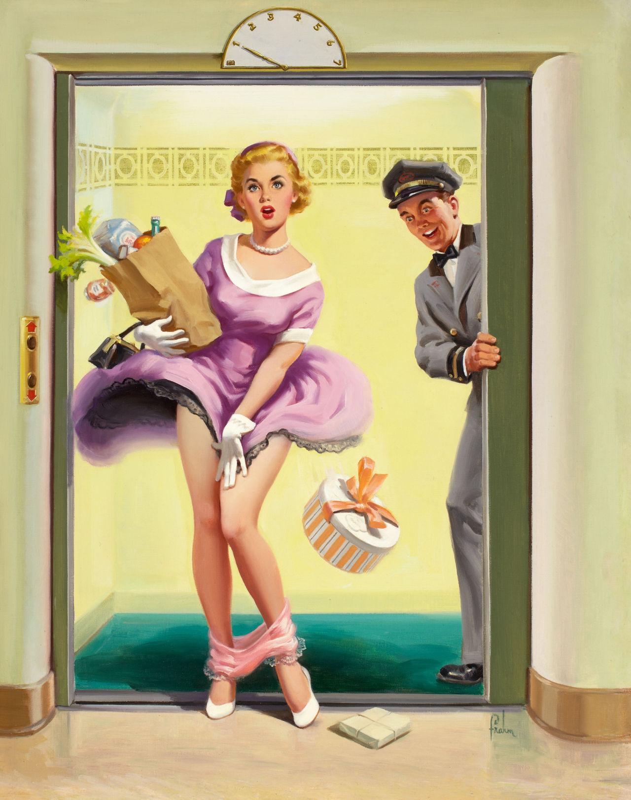 """""""ふわっ!""""と風でめくれてしまうスカート問題に立ち向かうための5つの対策。"""