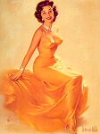 Bill Medcalf pinup picture