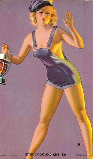 spank story who woman