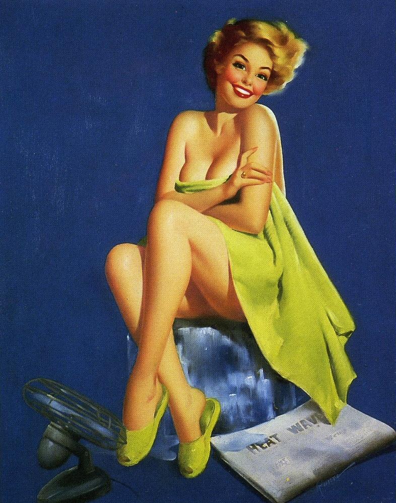 paintings of nude girls