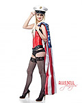 Dan Russell pinup photo