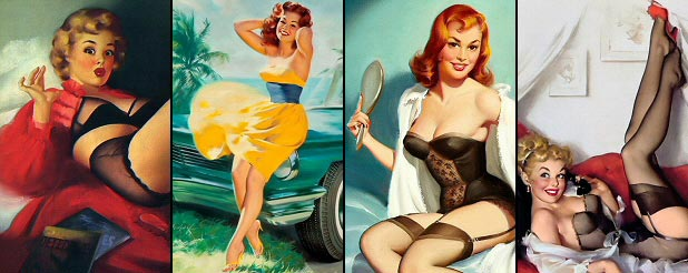 The Pinup Files