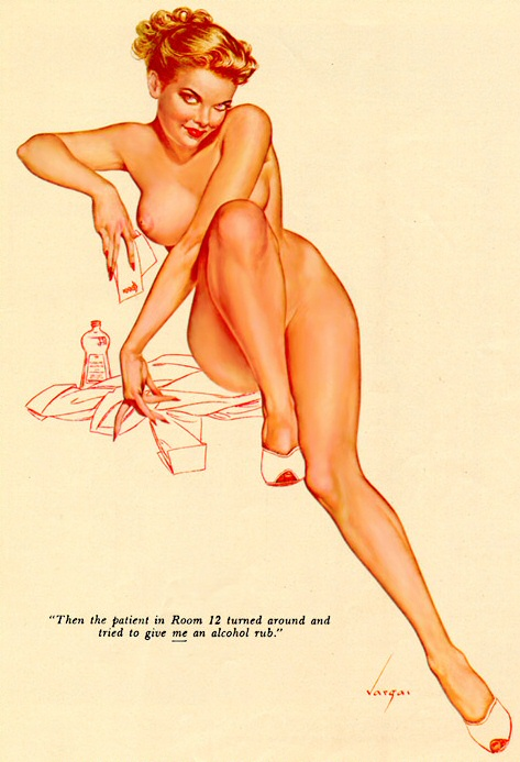 Alberto Vargas Pin Up Girls Gallery 1 The Pin Up Files