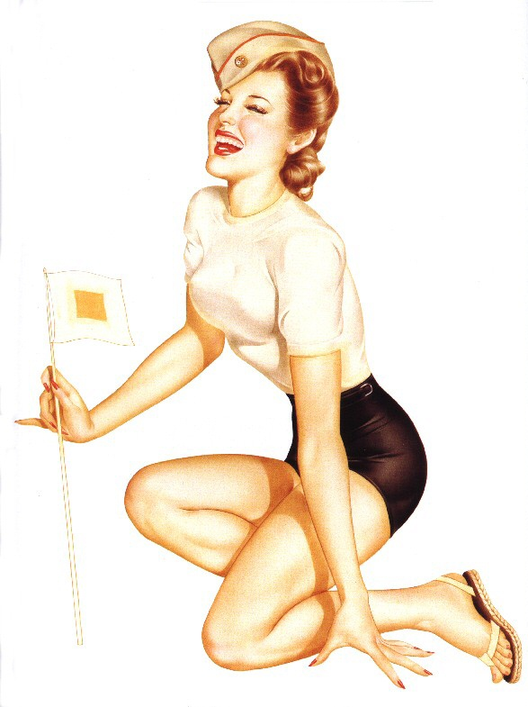 Think, that alberto vargas pussy