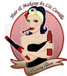 Andrea Young pinup girl picture